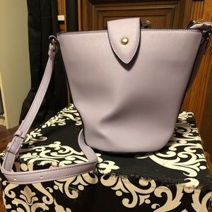 Lavender crossbody